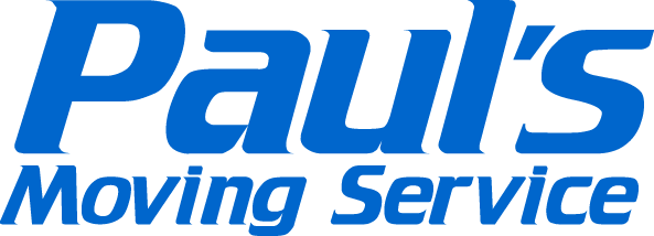 Paul's Moving Service Logo